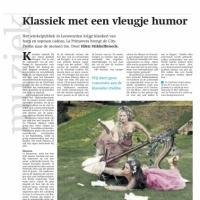 artikel Leeuwardens Courant